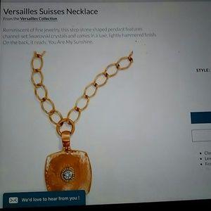 BRIGHTON Versailles Necklace .
